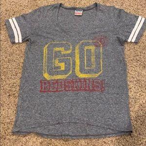 Washington Redskins top size M
